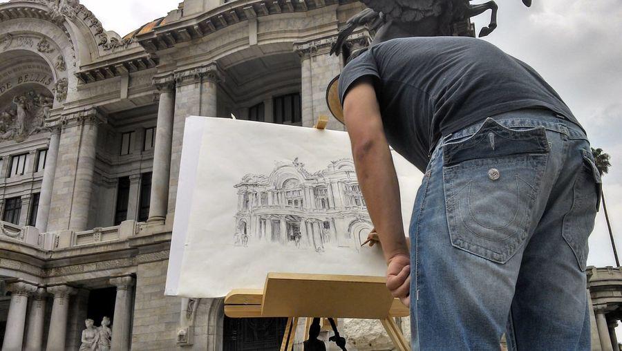 Ciudad De México Drawing Paciencia Good Evening ;)