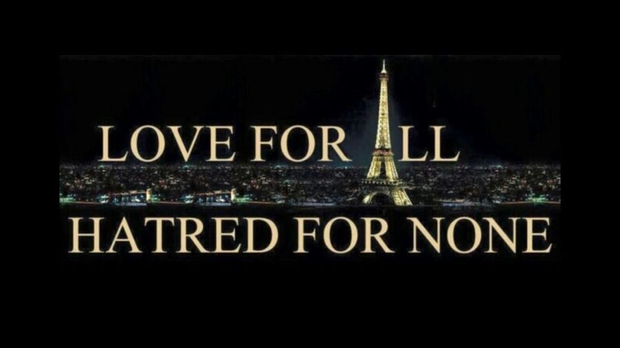 In solidarity with the people of Paris after yesterday's deplorable terror attack. Paris Getting Inspired Life Paris ❤ Love Hopeful Better Together Je Suis Paris
