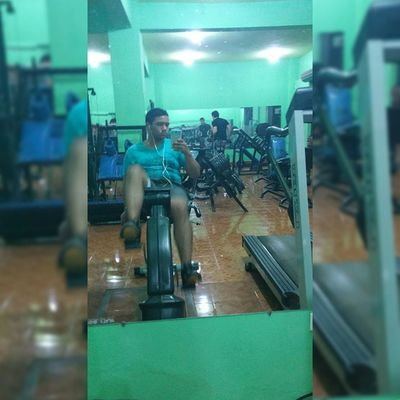I miss this! Gym
