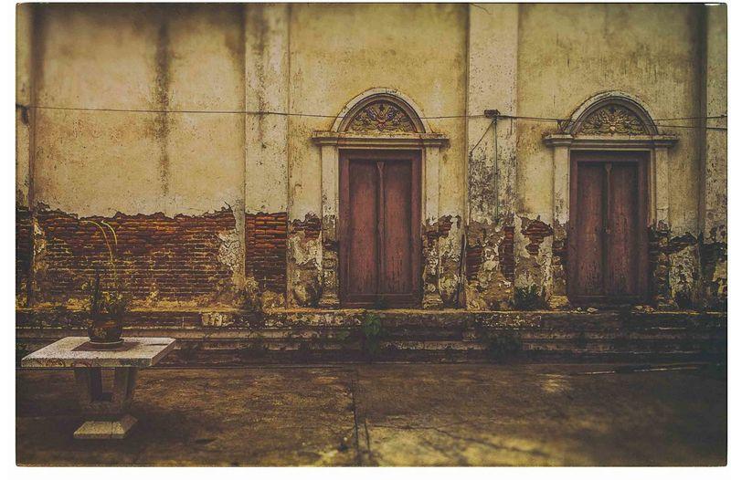 Doors Ancient