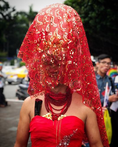 Red Celebratepride Formosa Pride Taipei Pride Love Is Love ❤ Lgbt Pride LGBT Parade This Is Queer Love Is Love The Portraitist - 2018 EyeEm Awards The Portraitist - 2018 EyeEm Awards