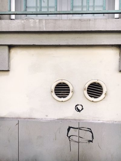 EyeEm Selects Art Is Everywhere Streetphotography Streetart Face Face On A Wall #urbanana: The Urban Playground