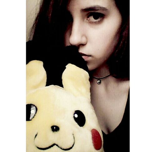 Pikachu Pikachu ❤ Pika Pika ♥ Pikachu ✌