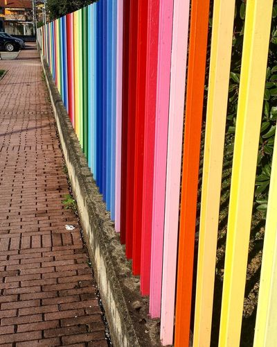 Multi Colored Art And Craft Variation Striped Pattern No People Market Outdoors Hanging Day Eyes Closed  Eyemgallery Eyem Best Shots EyeEmBestPics Eye4photography  Eye4photography  Tranquil Scene Eyem Best Shot - My World Travel Destinations Blue Sky Architecture Eyem Market Travel Close-up