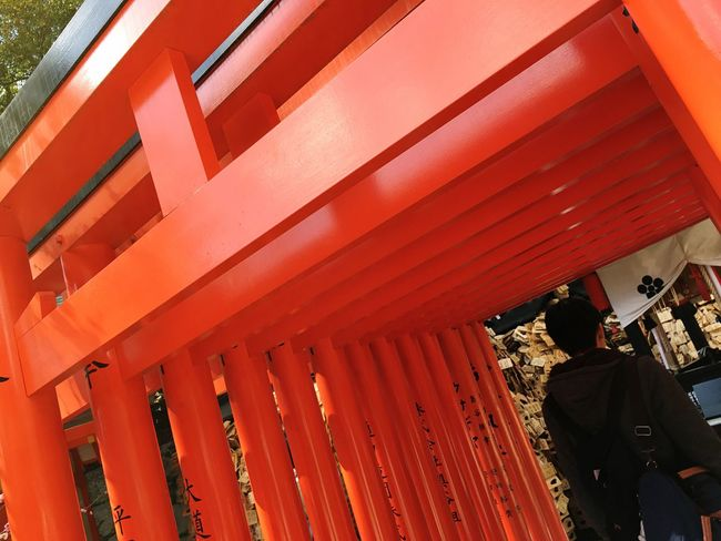Temple Red Trip Trip Photo Gates Sunny Day Culture Japan Japanese Culture Japan Photography EMA Traditional Japanese Traditional Pople Hope Pass The Exam Red Gate Holiday