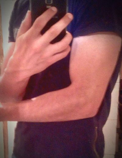 Biceps en chaler First Eyeem Photo
