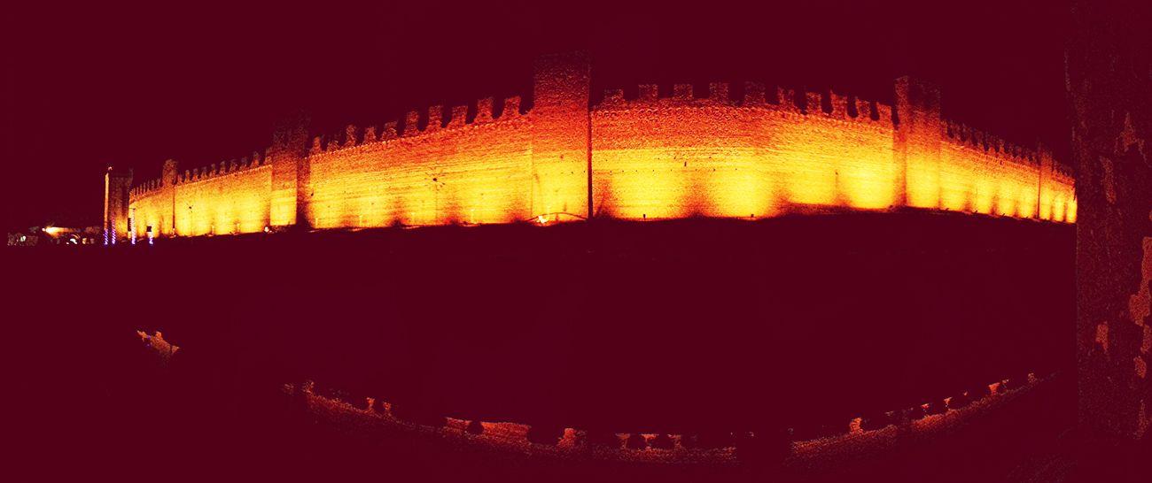 Sempre bellissima...Cittadella Fiera Walls