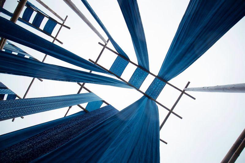 染布坊 Architecture Business Built Structure Modern Low Angle View Day Skyscraper Business Finance And Industry Corporate Business Outdoors No People Sky Technology City