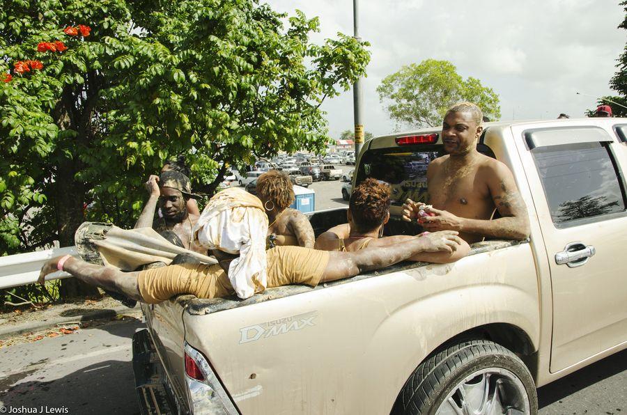 Carnival Mud Trinidad And Tobago