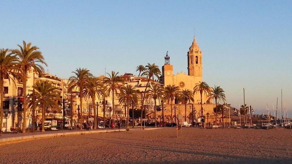 Summer/Verano/Ete/Estiu a Sitges. Sitges Sitges Barcelona España Landscape Catalunya Barcelona Beauty In Nature Sunlight