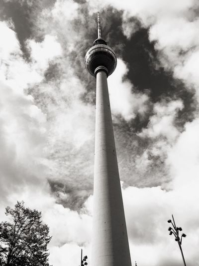 Tv Tower, but tvs are missing 💁🏻 Architecture Tall - High Lörres