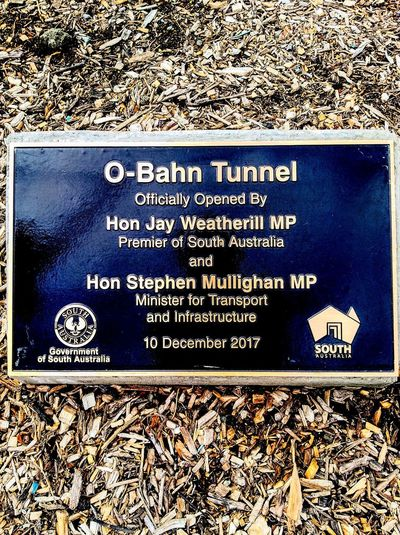 Metal Plaque Taking Photos Notice Blackandgold Signboard Signage Text Autobahn Tunnel O-Bahn Tunnel Gold Colored Text GoldText Adelaide, South Australia Grand Opening Black And Gold No People! Plaque Plaques Plaques Métal No People Signs SIGNS: WesternScript SIGN. Adelaide Notices Gold Text Western Script Information Sign Sign Information