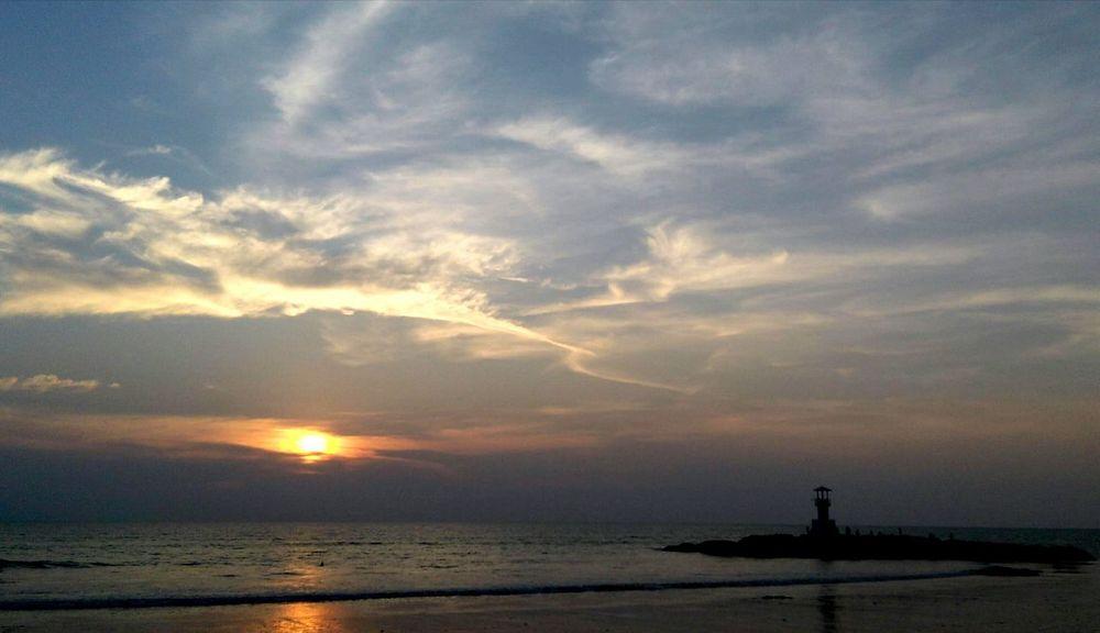 lighthouse@nangthong beach, khao lak, Thailand