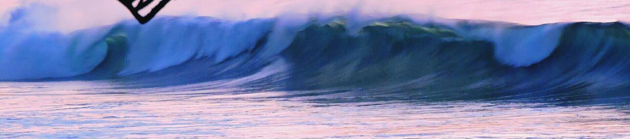 dusk wave Surf's Up Beach Photography Nature Blue No People Multi Colored Beauty In Nature Outdoors Backgrounds Scenics Sky