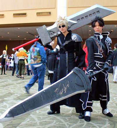 SakuraCon2013. Comiccon Comic Con Comicon