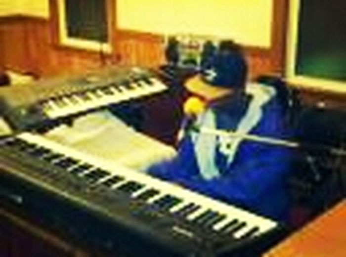 Me On The Organ