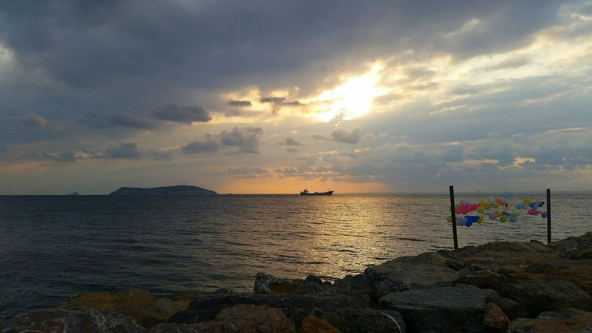 Taking Photos EyeEm Gallery Perfect GalaxyS5 Sunset_collection TURKEY İSTANBUL MALTEPE Maltepe Sahil
