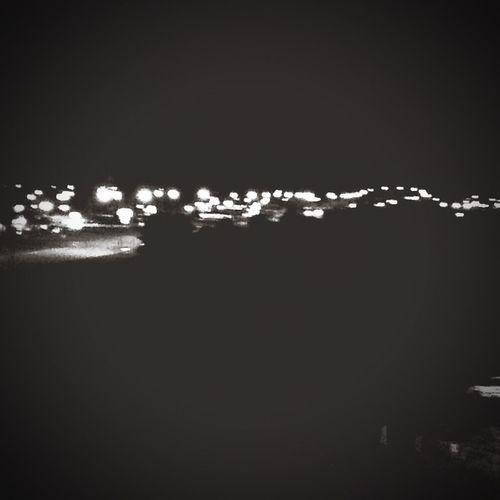 Night Lights Nightlife Summer