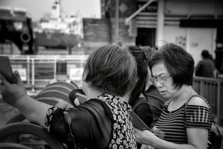 旗津 Togetherness