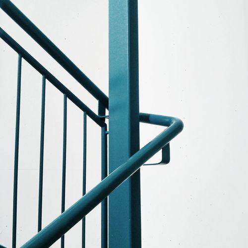 Metal No People Outdoors Minimalism Minimalistic Day Pipe Stairways