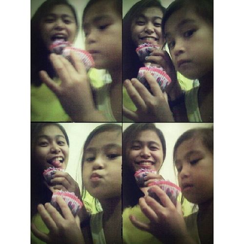 I so love this girl ❤❤❤ Maryflor Instafun Pakals Cupcakes ツ
