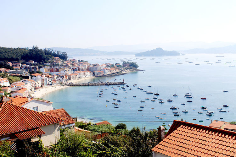 Bay Galicia, Spain Good Food Good Life Lifes A Beach Mussels Port Sky_collection SPAIN Summer Summer Views Sun