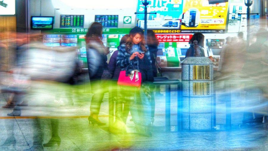横浜駅 待ち合わせ 行き交う人々 Yokohama Appointment Come And Go Week On Eyeem Streetphotography Street Photography