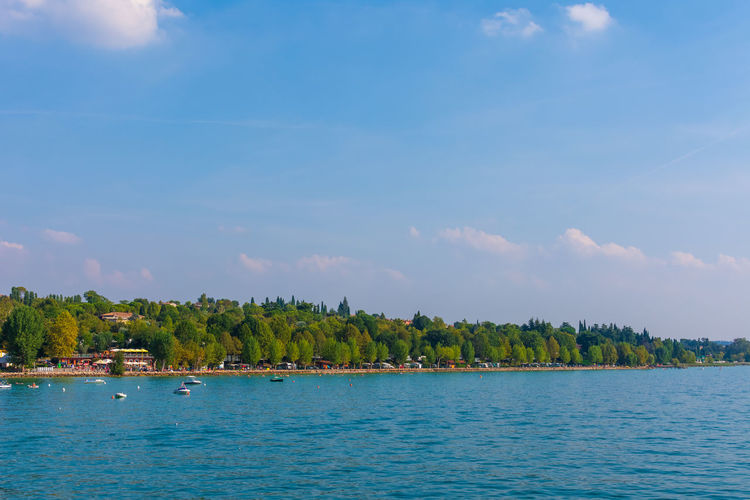 Shore of Lake