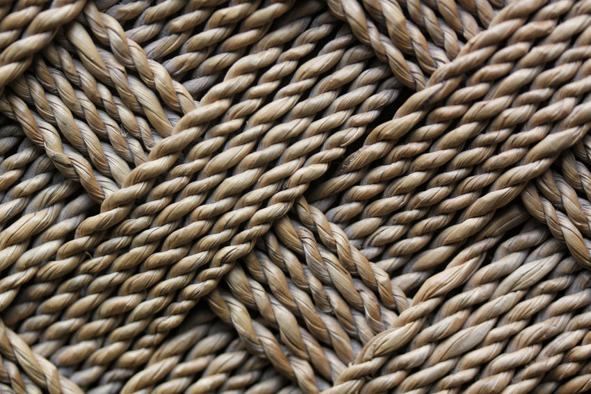 Natural Beige Homogeneous Lines Natural Light Neutral Colors String Textures And Surfaces Beige Background Braided Brown Close-up Color Cord Daylight Full Frame Material Natural Materials No People Pattern Rope Texture Background Backgrounds Neutral Background