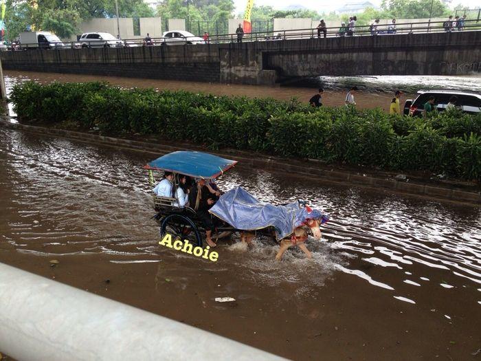 Flooded Alias Banjir