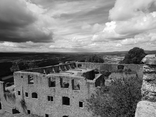 Cloud - Sky Sea No People Beach Travel Destinations Outdoors Day Horizon Over Water Sky Water Architecture Cityscape Blackandwhitephotography Black And White Black And White Friday Shadows & Lights Mountain View Ancient Civilization Mountain Range Ruins Of A Castle Adventures Mountain Nature Black And White Friday