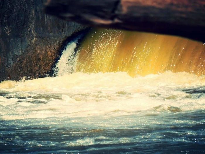 Waterflow River