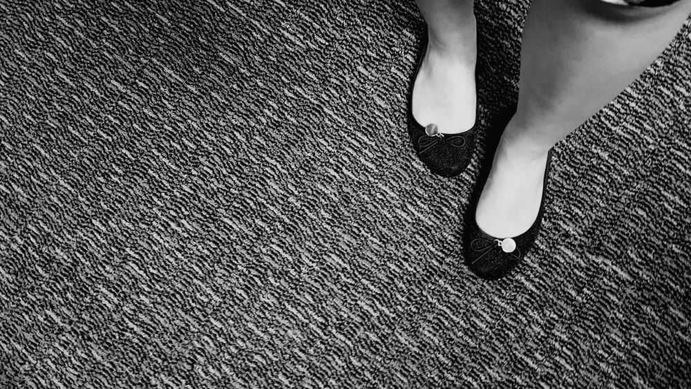 A present from my twin and roomie 👭 Project 365 38/365 Shoes