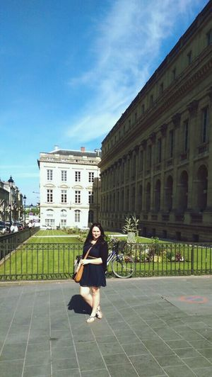 Bordeaux, France Holiday Sunny Day Relaxing Happiness Happy Time Architecture Sightseeing Traveler Travel Photography