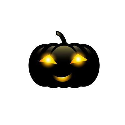 Scary pumpkin icon isolate on white background for Halloween concept Devil Evil Horror Jack Angry Candle Dark Fear Ghost Halloween Holiday Icon Lantern October Orange Sign Bad Decoration Emotion Jack O Lantern Pumpkin Ripe Scary Spooky Vegetable
