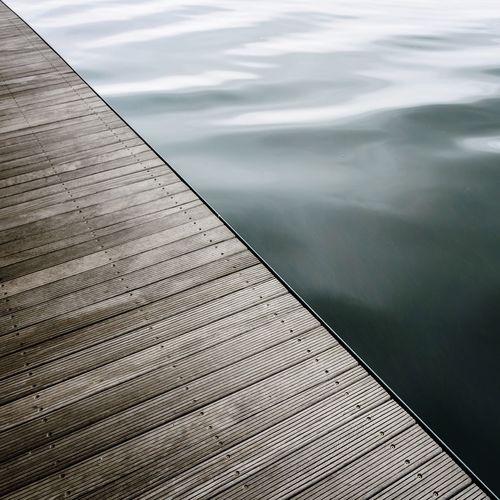 Hard jetty -