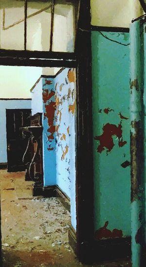 Beautifuldecay NEM Painterly Architecture NEM Architecture NEM Derelict Beautiful Decay Obsessive Edits