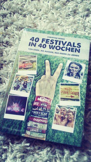 Just Bought It Book Festivals gegönnt
