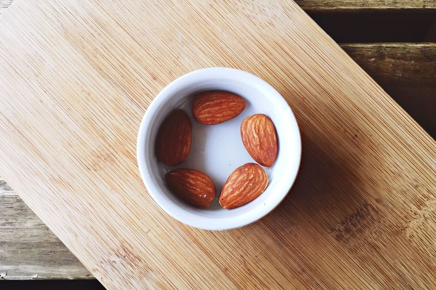 Almond flower. Cafe Culture Almonds