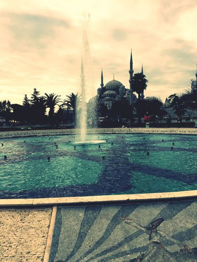 Istanbul Turkishtime Houdinimini Bluemosqueisnotblue Touristtime