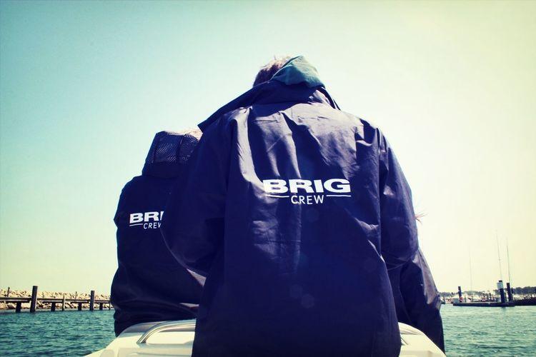 BRIG Crew on Board!