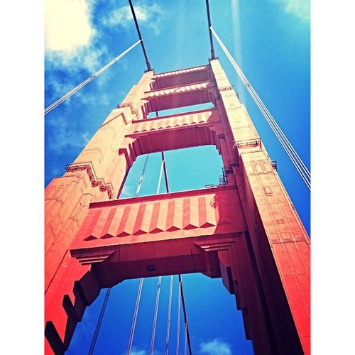 Golden Gate Bridge ❤?❤ Sanfrancisco Bigbustour