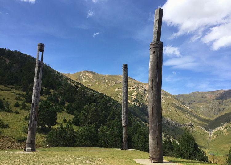 Mirador del Roc del Quer… Andorra Enamora Turisme Andorra Tranquil Scene Mirador The Week On EyeEm Paisdelspirineus Blue Sky DescobreixAndorra Mountain View Vistas Por La Mañana Excursion Day