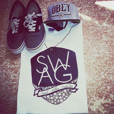 Obey - Vans - Swag OBEY Vans Swag