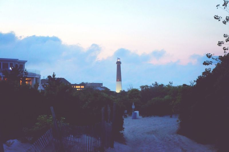 Barnegat Lighthouse Lifes A Beach Jersey Shore Lighthouse