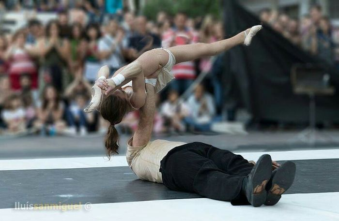 Urban Trapezi Reus Catalonia Theater Circus