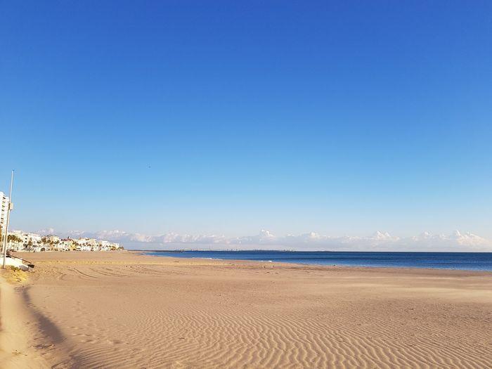 Beach Sea Clear