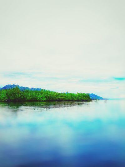 Small Island .