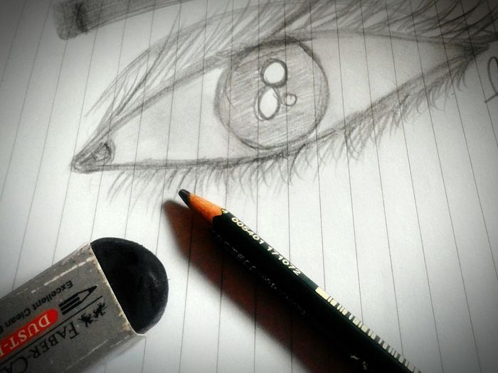 I dont know how to drawing.. :D First Eyeem Photo