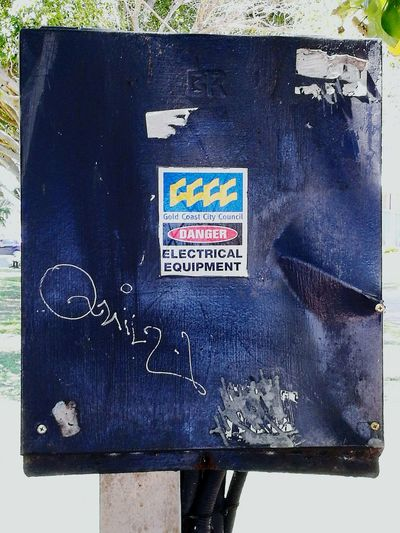 There's something pleasant looking about unmaintained technology. Technology Wrecked in Queensland